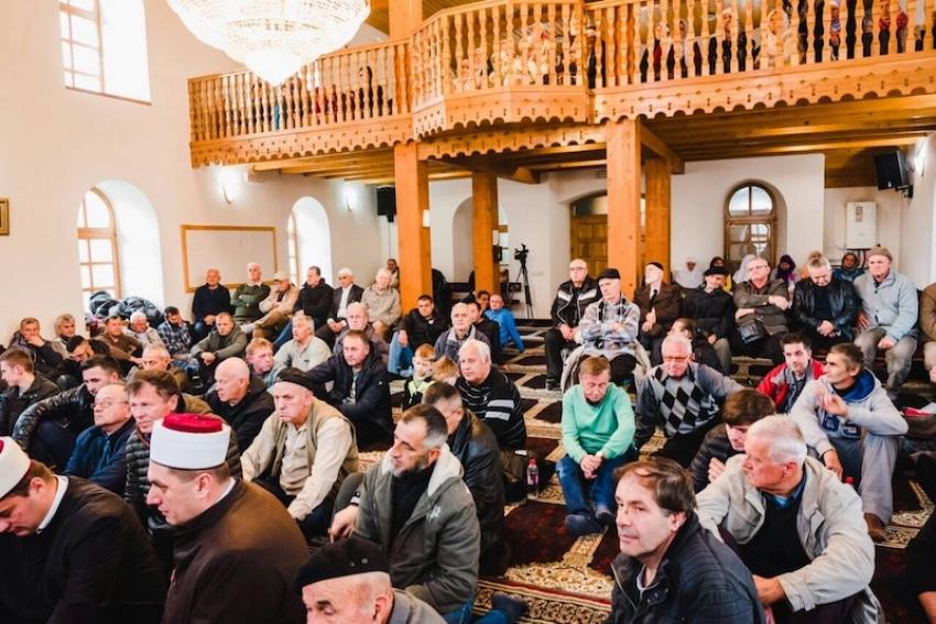 Rebiu-l-evvel u Čaršijskoj džamiji u Prijedoru