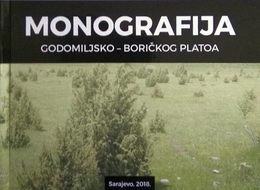 Promocije: Monografija Godomiljsko-Boričkog platoa