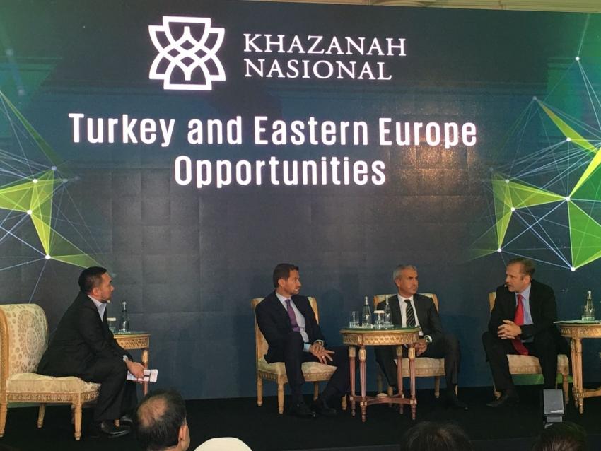 Direktor BBI banke na ISTAMEA konferenciji u Istanbulu