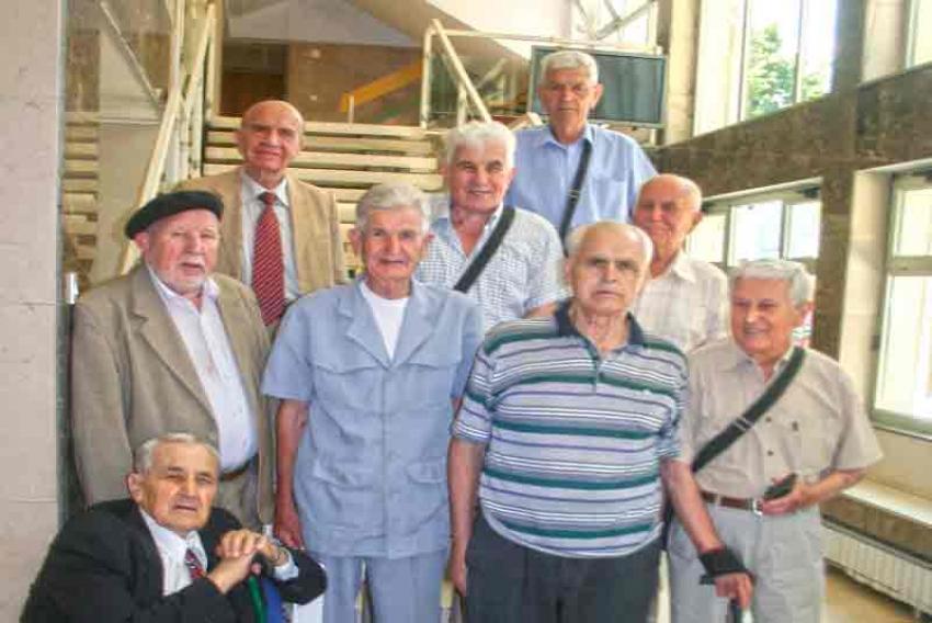 Sarajevo: Obilježili 60 godina mature