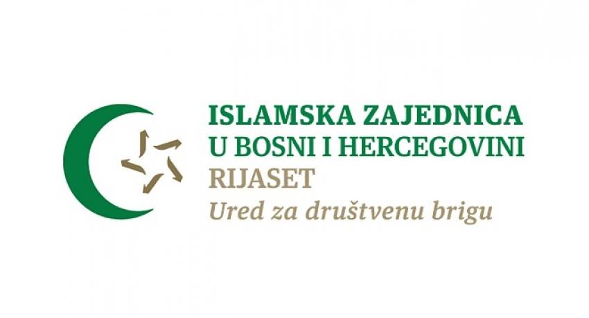 Crvenom križu FBiH uručena vrijedna donacija Islamske zajednice za potrebe izbjeglica i migranata