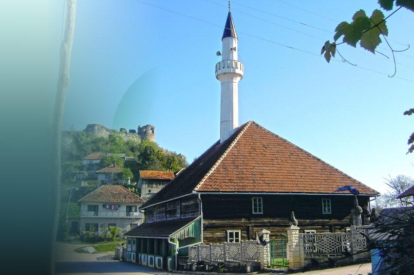 180 godina  Drvene džamije u Bužimu