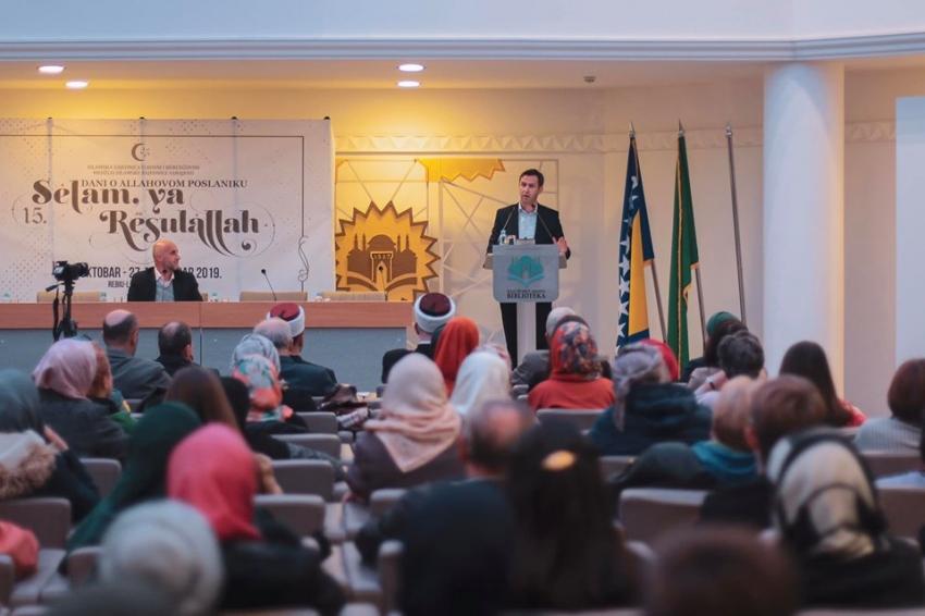 Sarajevo: Prvo predavanje o Muhammedu a.s.