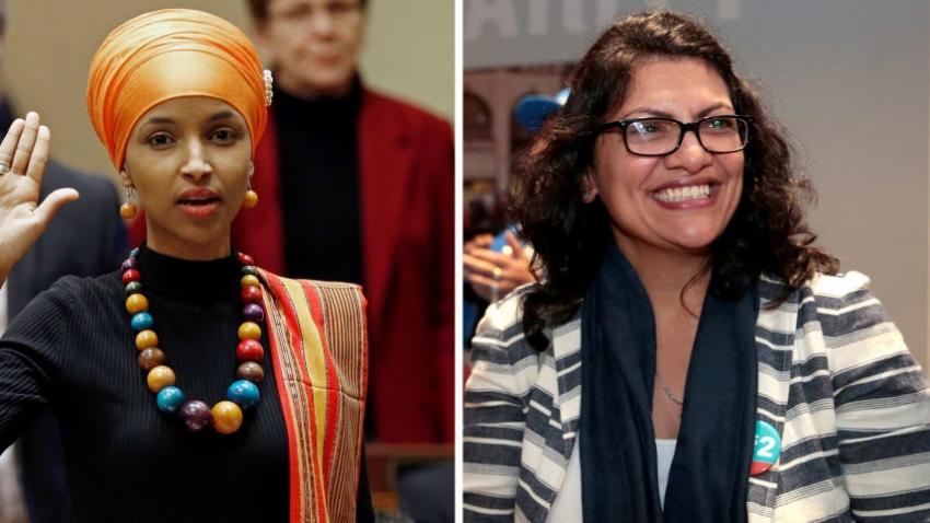 Rashida Tlaib i Ilhan Omar prve muslimanke u Kongresu SAD-a
