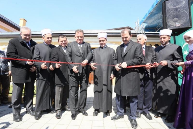 Otvorena obnovljena Derviš-hanumina medresa u Bosanskoj Gradišci