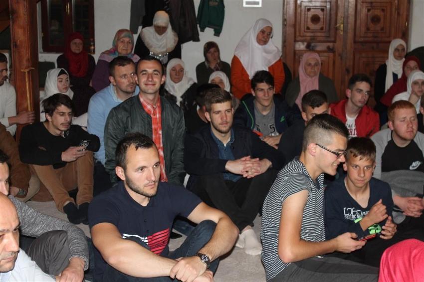 Mostar: Centralni program u povodu Lejletu-l-Bedra