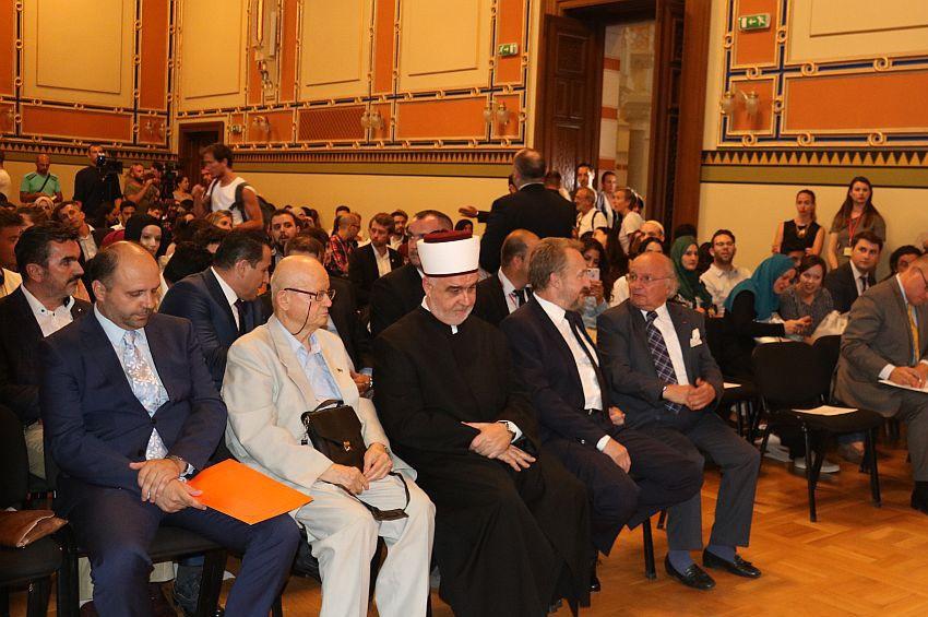 Reisu-l-ulema na otvaranju Muslimansko-jevrejske konferencije