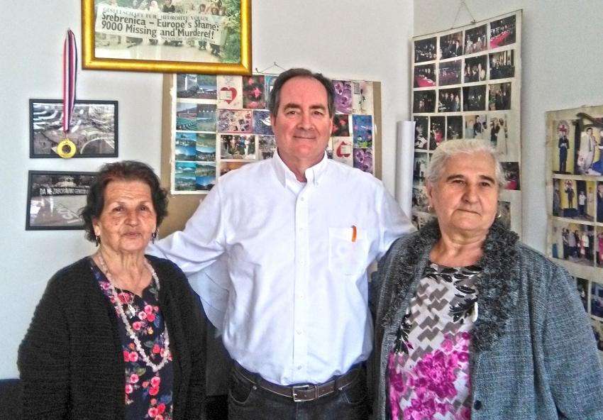 """Za Preporod govori Peter McCloskey, tužilac u predmetima """"Srebrenica"""" vođenim u MKSJ"""