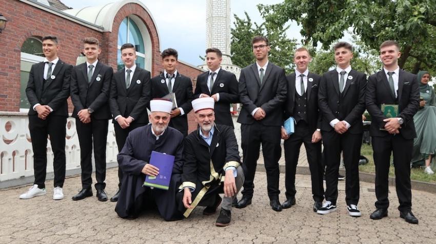 Njemačka: Svečanost hatmi u džematu Kamp-Lintfort
