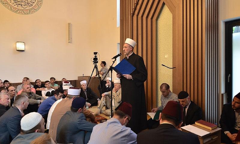 Oberhausen (Njemačka) - Radno otvorena novoizgrađena džamija