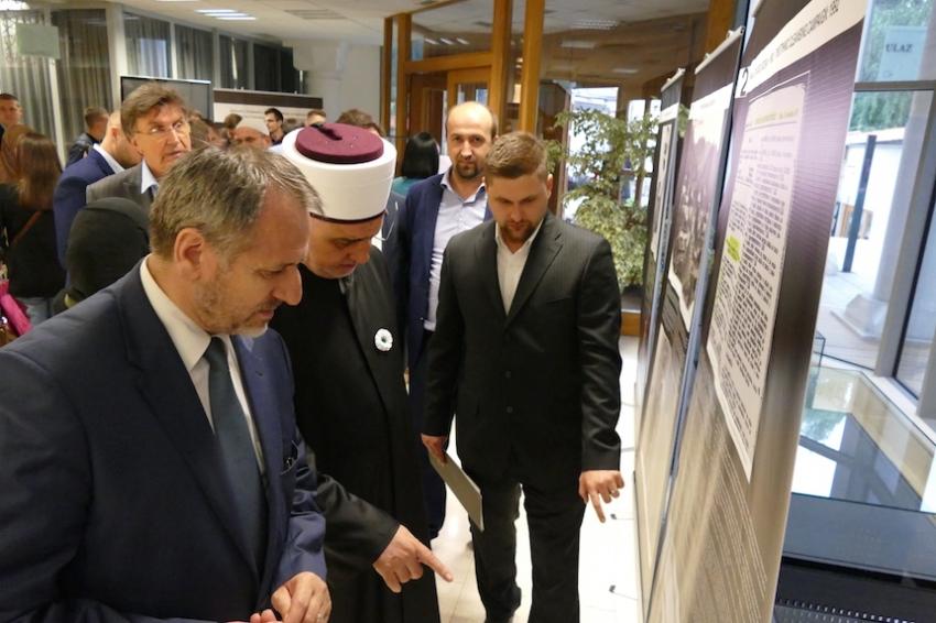 Otvorena izložba o Genocidu koja je zabranjena u Briselu