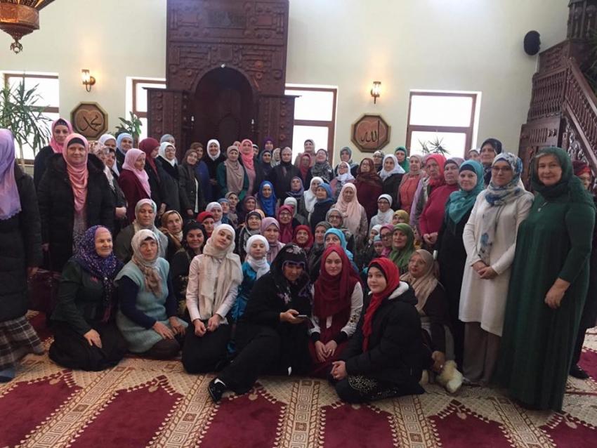 Mevlud za žene u džematu Centar