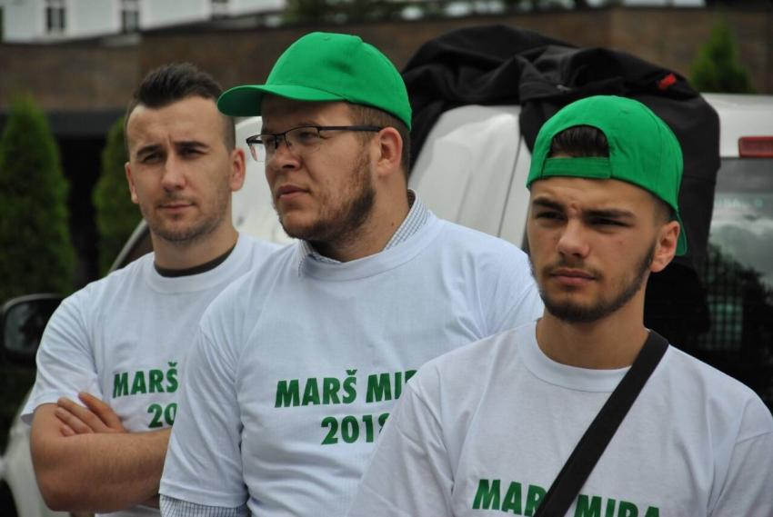 Članovi Mreže mladih Muftijstva travničkog i ove godine učestvuju u Maršu mira