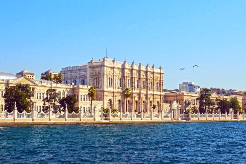 Šetnja svjetskim muzejima - Dolmabahče dvorac u Istanbulu