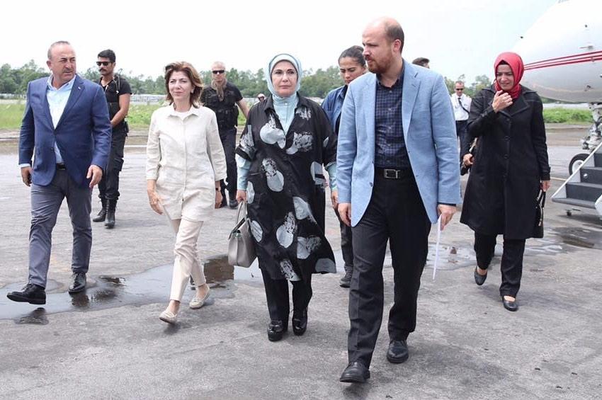 Visoka turska delegacija u Bangladešu