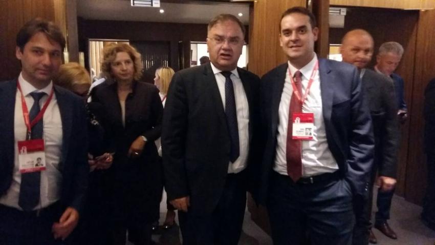 Ekonomsko povezivanje regije: BBI banka i ASA Group koorganizatori Samita 100 u Makedoniji