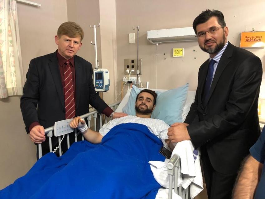 Muftija IZB Australije s delegacijom u posjeti muslimanima Novog Zelanda