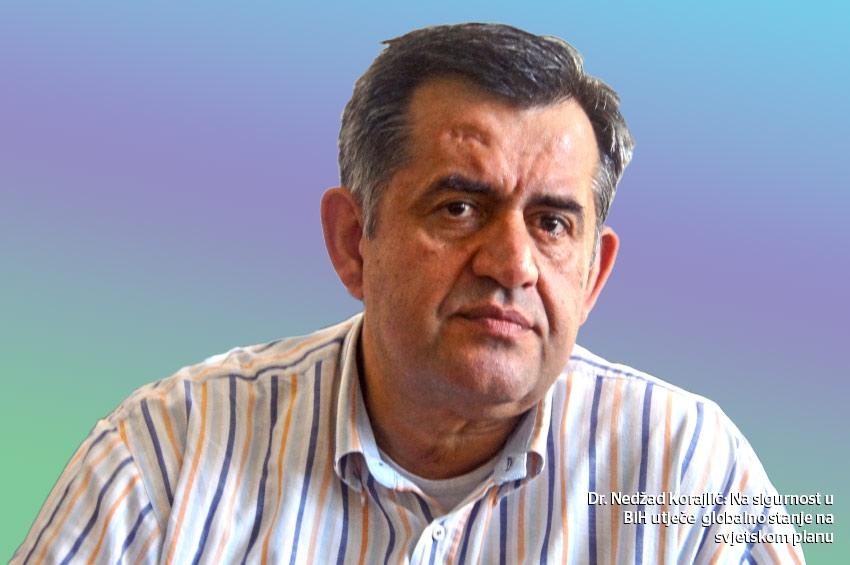 Dr. Korajlić: Urušeno društvo uzrokuje nesigurnost građana