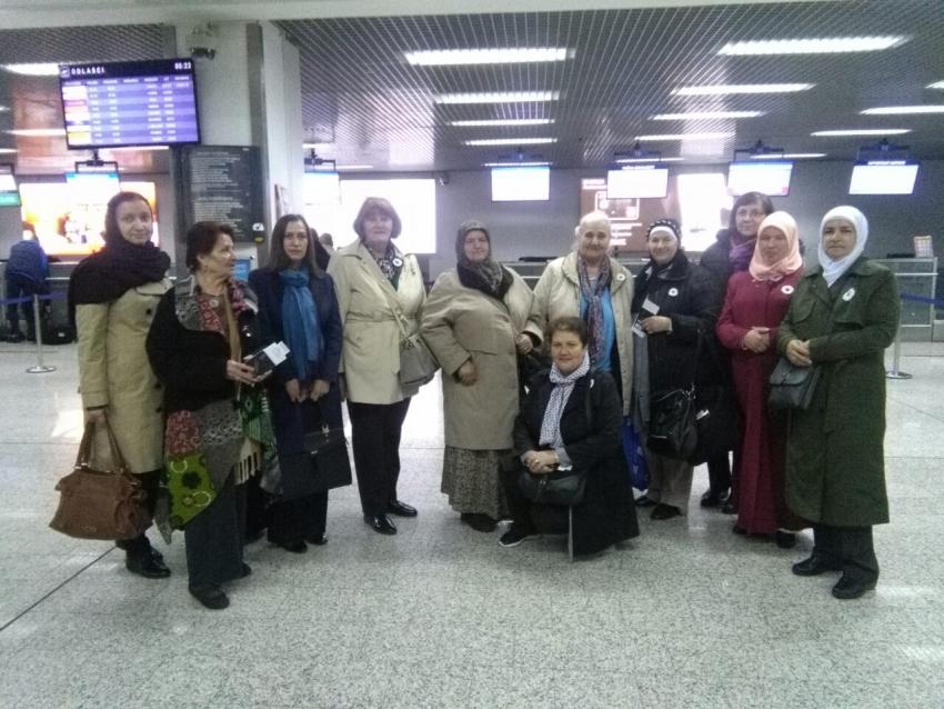 Majke Srebrenice otputovale u Hag na izricanje presude Karadžiću