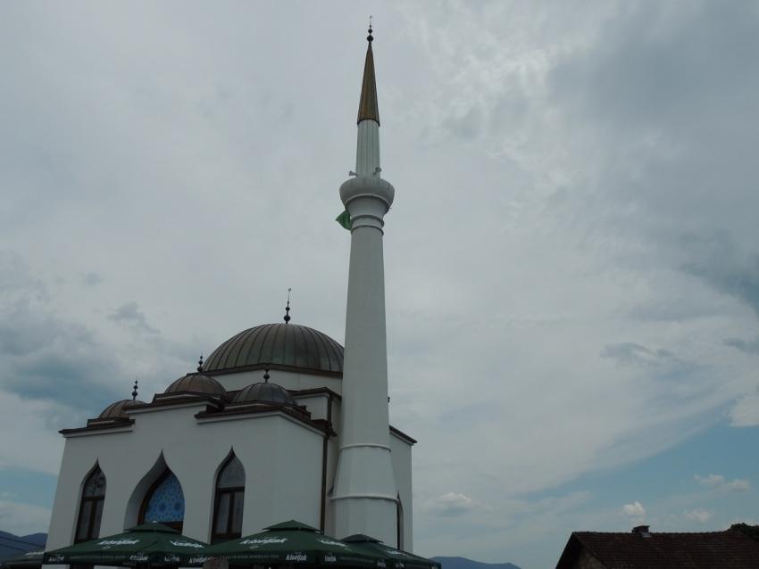 Bihać: Otvorena novoizgrađena Nafaka džamija