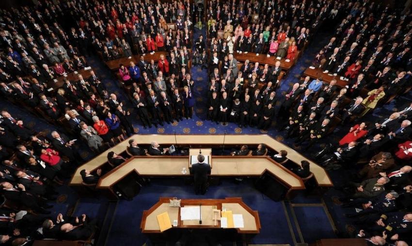 Dova za jedinstvo u Američkom kongresu