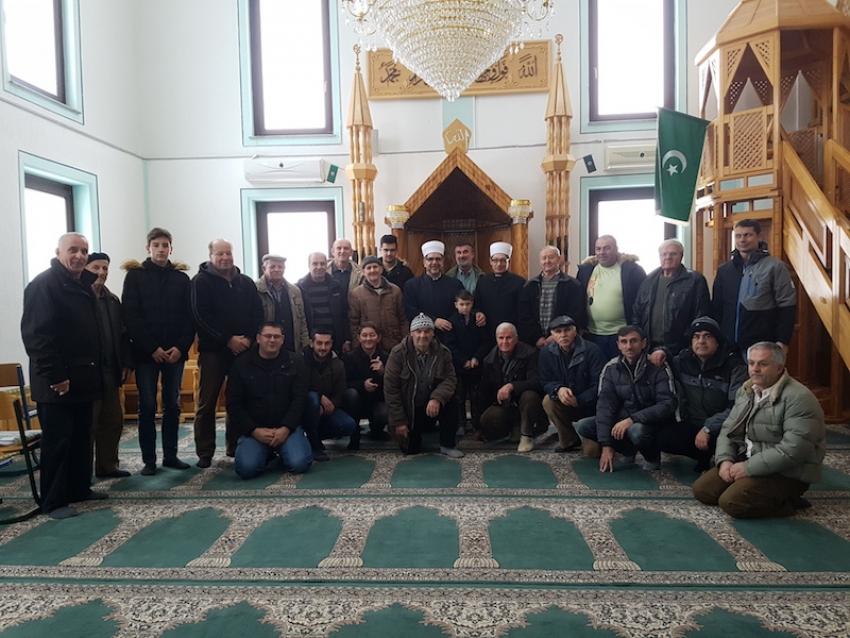 Muftija banjalučki s Bošnjacima u Kotor-Varoši