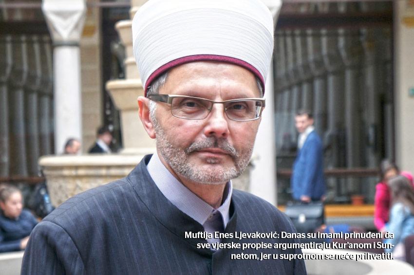Prof. dr. Enes Ljevaković: Doktrina tekfira nije posljedica već uzrok ekstremističke ideologije