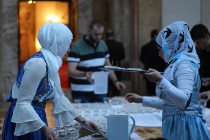 Ramazanski ambijent u Gazi Husrev-begovom vakufu