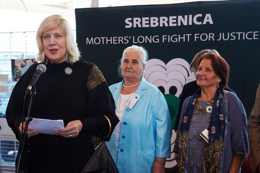 Vijeće Europe pozvano da zvanično obilježava Dan sjećanja na Genocid u Srebrenici
