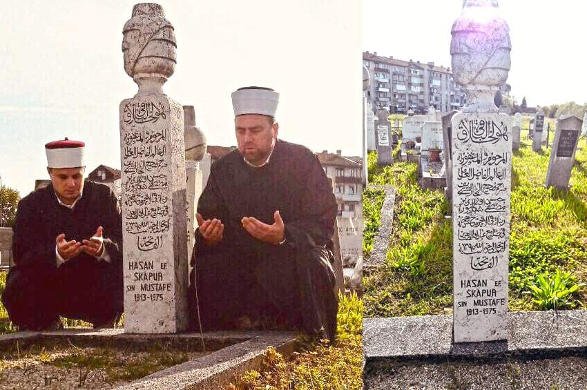 Navršila se 44.-ta godišnjica preseljenja Hasan ef. Škapura
