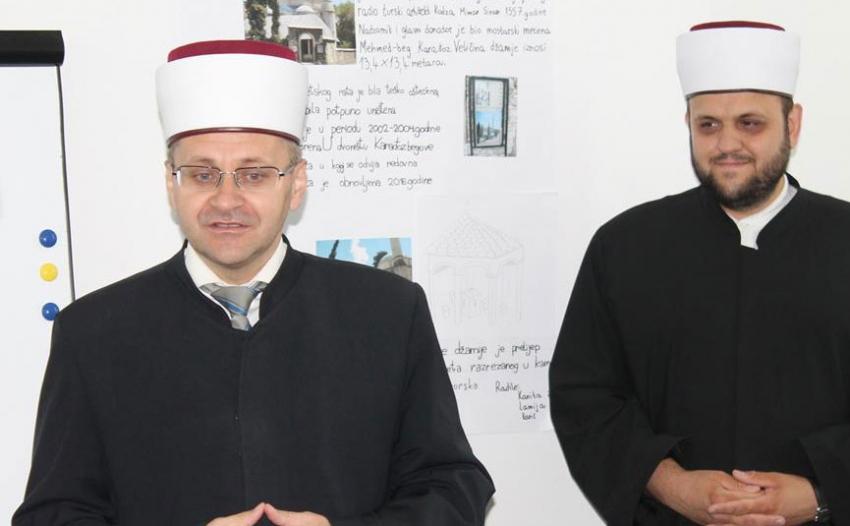 Muftija Dedović: Svako dijete nam je važno