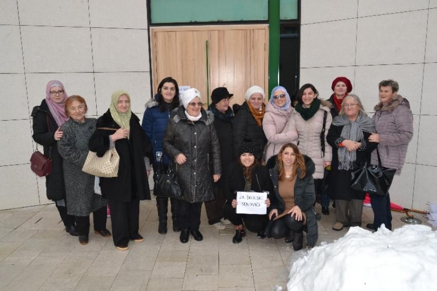 Humanitarni bazar Udruženja žena MIZ Livno