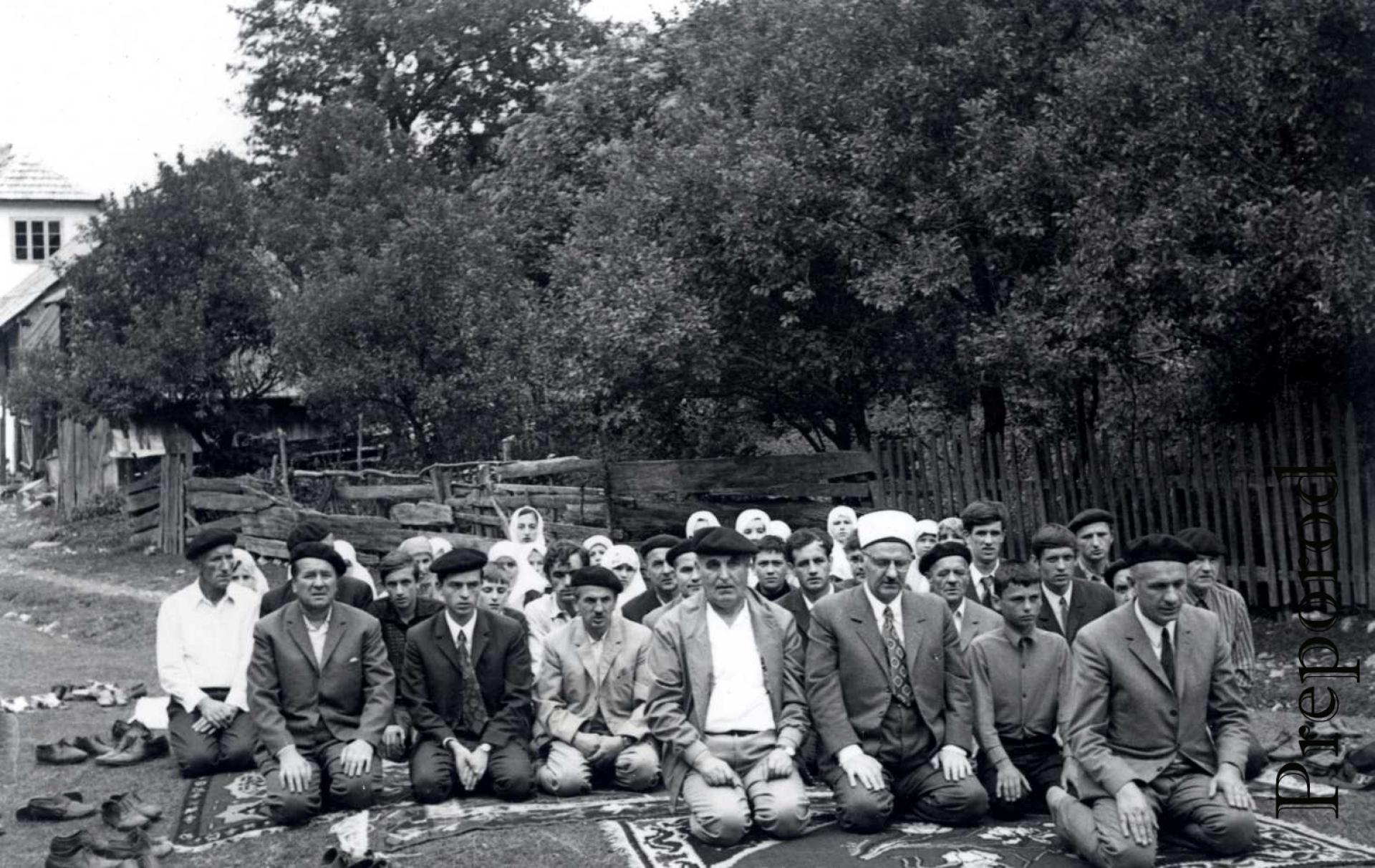 Sjećanje: Sa dženaze Huseina ef. Đoze