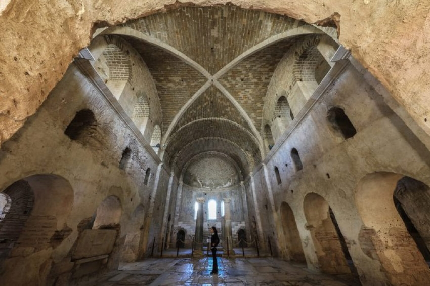 Istraživači vjeruju da su možda pronašli skriveni grob svetog Nikole