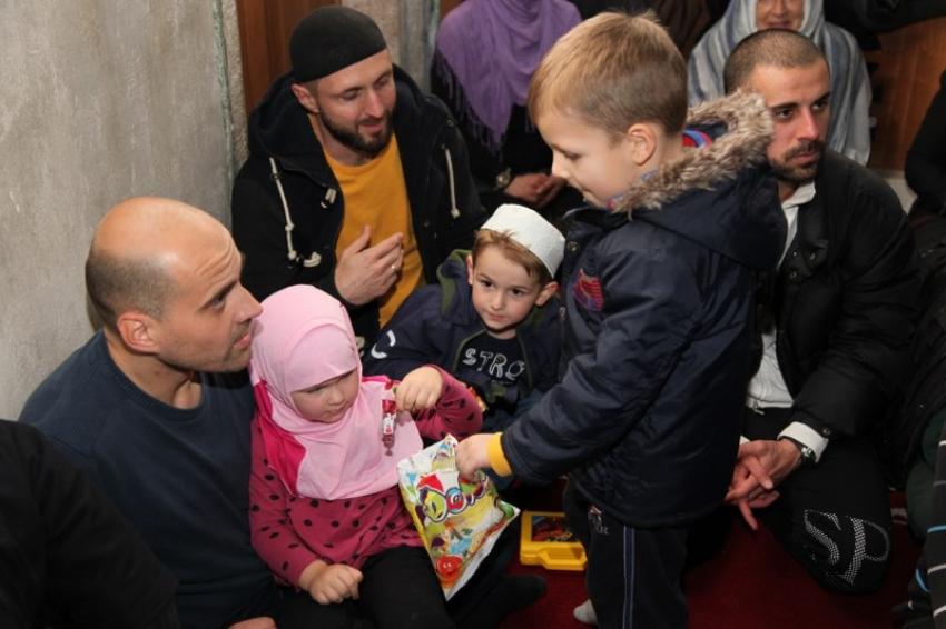 Proučen mevlud u Carevoj džamiji
