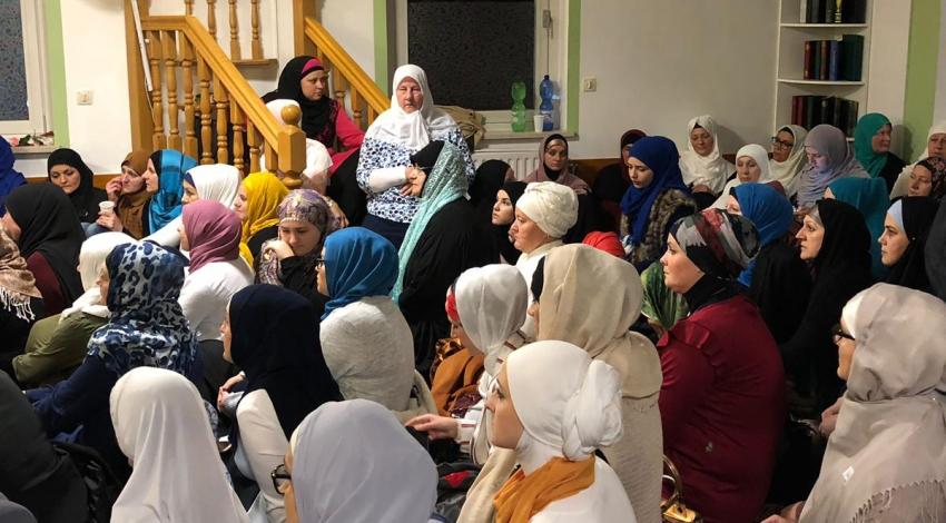 Njemačka: Ženski mevlud u džematu Sabur