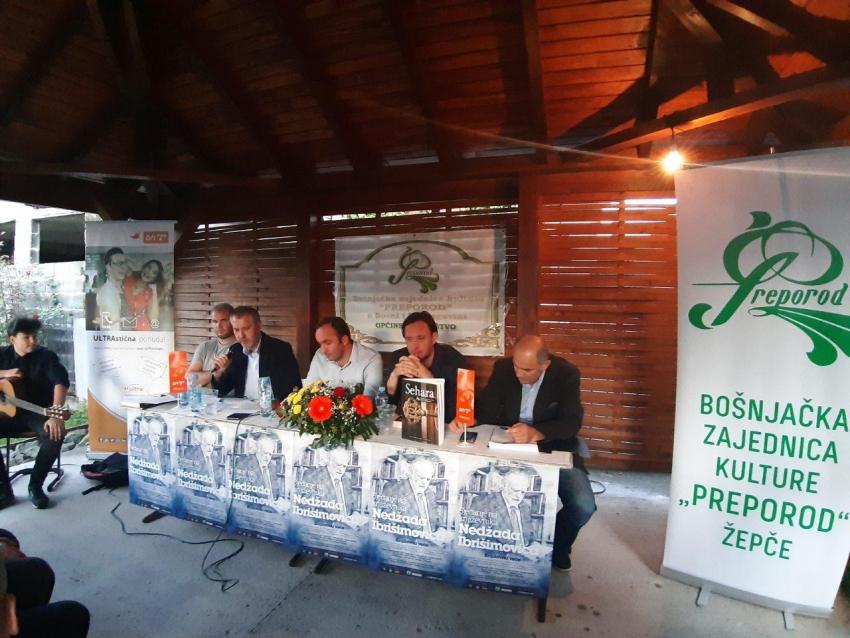 U Žepču obilježeno osam godina od smrti književnika Nedžada Ibrišimovića