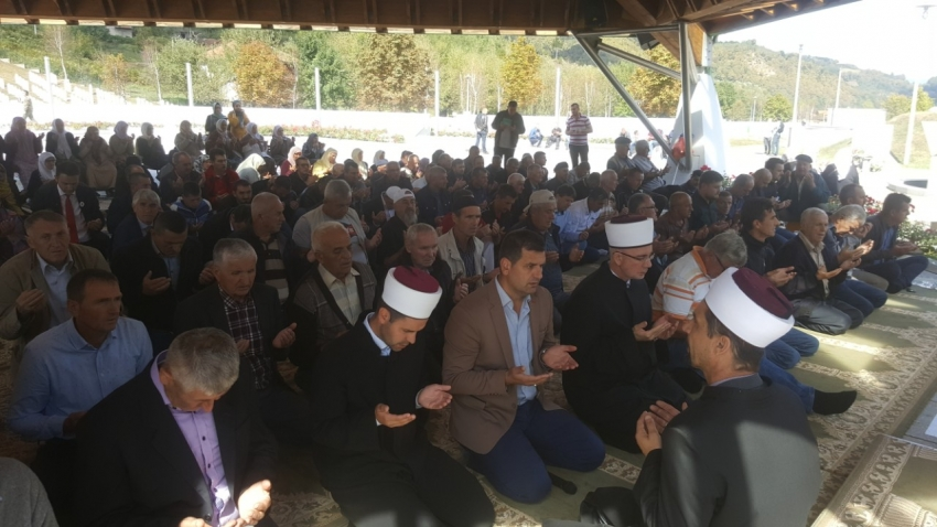 Srebrenica: Godišnjica otvorenja Memorijalnog centra u Potočarima