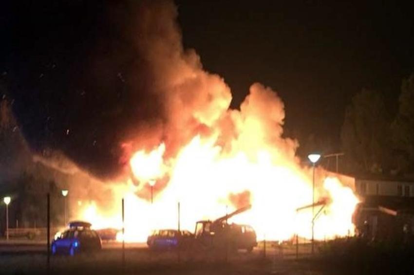 Vatra gotovo uništila džamiju u Švedskoj, nije isključeno podmetanje požara