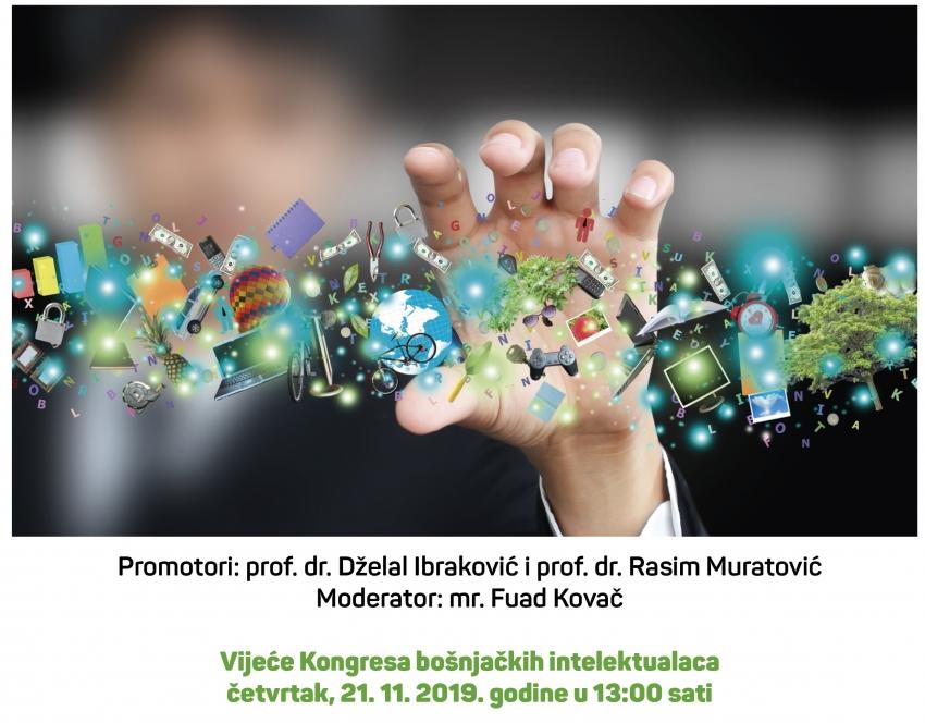 Promocija knjiga u organizaciji Vijeća kongresa bošnjačkih intelektualaca