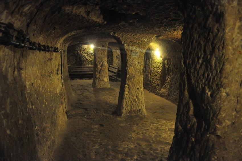 Podzemni grad
