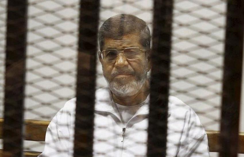 Klanjana dženaza Muhamedu Mursiju