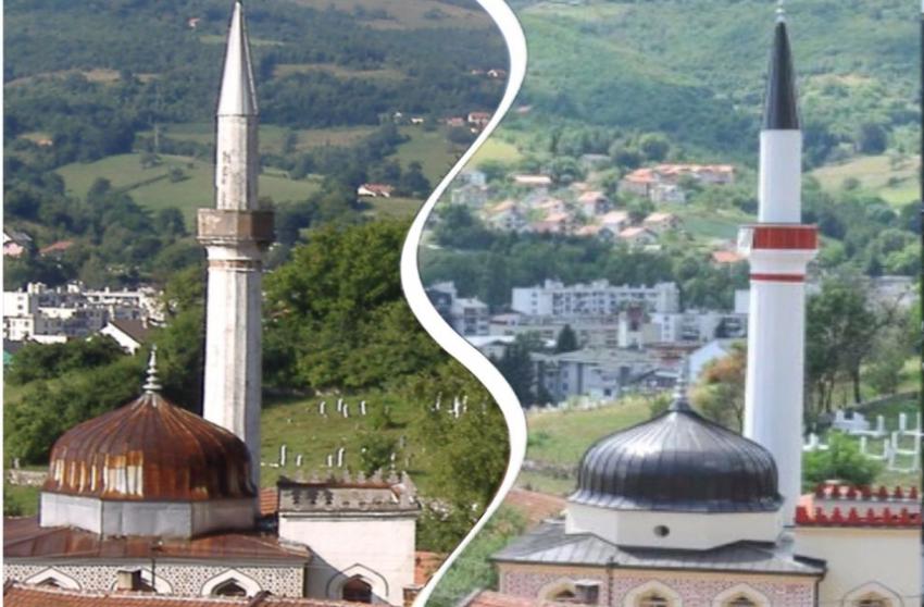 Nakon višedecenijskog perioda Reisu-l-ulema predvodi namaz u Varoškoj džamiji