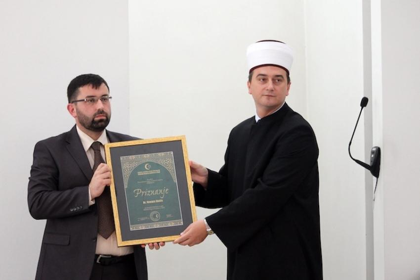 Dan Behram-begove medrese: Nagrade i priznanja za učenike i profesore