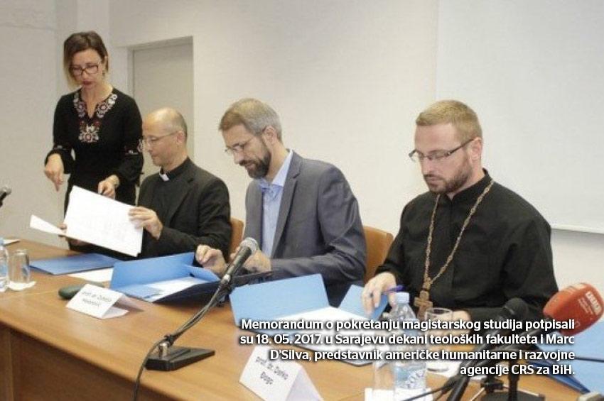 Prva generacija mastera međureligijskog studija izgradnje mira
