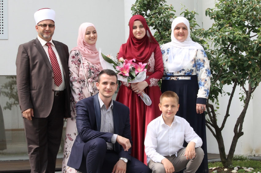 Tuzla - Hafiska porodica Spahić