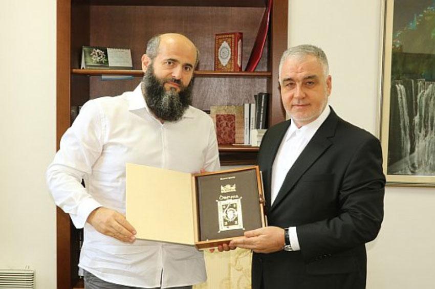 Reisu-l-ulemu posjetio Muamer Zukorlić