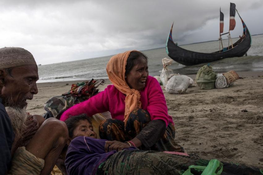 Glumci i druge javne ličnosti protiv Mijanmara