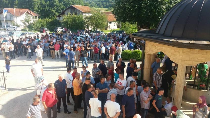 Obilježavanje stradanja Bošnjaka u naselju Biljani kod Ključa