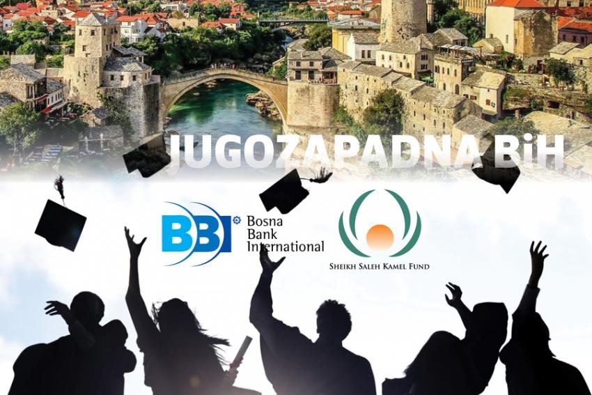 "Konkurs za novih 100 stipendija BBI banke iz fonda ""Sheikh Saleh Kamel"""